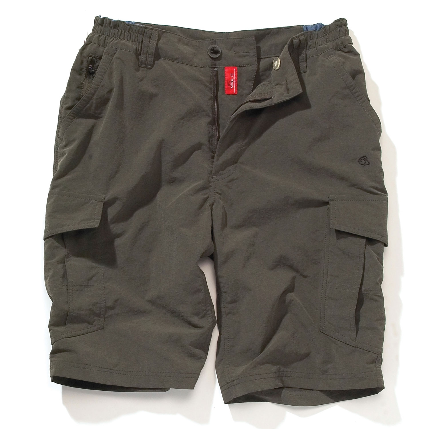 dark khaki cargo shorts hardon clothes