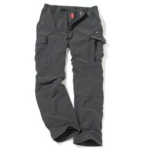 Image of Craghoppers Mens NosiLife Cargo Trousers - Black Pepper
