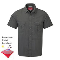 Craghoppers NosiLife Short-Sleeve Shirt
