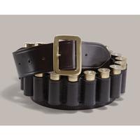 Croots Malton Bridle Leather Cartridge Belt - 12g