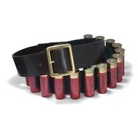 Croots Malton Bridle Leather Quick Release Cartridge Belt - 12g