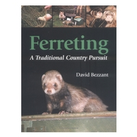 Crowood Press Ferreting (David Bezzant)