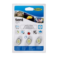 Cyba-Lite 3 LED Tent Lights