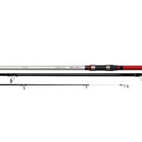 Daiwa 3 Piece Emcast Surf Rod - 13ft - 3-7oz - Fixed Spool Rings
