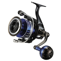 Daiwa Saltiga Mag Sealed Spinning Reel - 3500H - High Speed