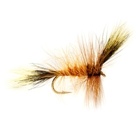 Davie McPhail Big Wave Ginger Wulff Fly