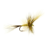 Davie McPhail Big Wave Olive Wulff Fly