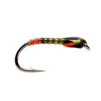 Davie McPhail Buzzer Olive Fly
