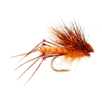 Davie McPhail Detached Body Hopper Orange Fly
