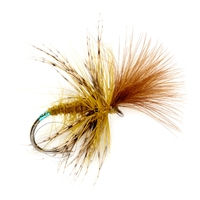 Davie McPhail Grunter Olive Fly