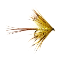 Davie McPhail Olive French Partridge Fly