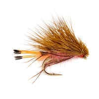 Davie McPhail Sedgehog Hopper Peach Fly
