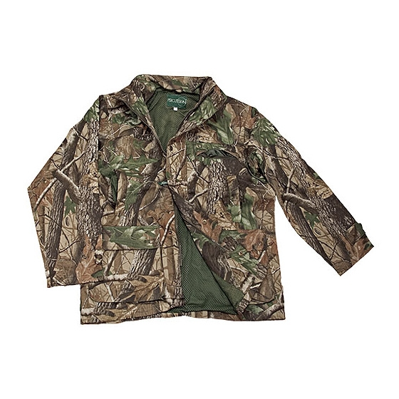 Deben field and stream jacket all purpose green for Field and stream fishing shirts