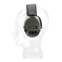 Sordin Supreme Pro X (by MSA Sordin) Hearing Protectors - Leather Headband