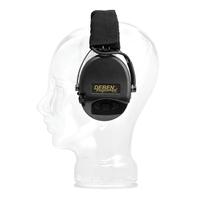 Deben Supreme Pro X (by MSA Sordin) Hearing Protectors - Black Headband