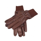 Dents Fleece Lined Leather Shooting Gloves