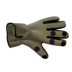 Image of Dents Neoprene Shooting Gloves - Olive