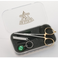 Dr Slick Scissor Clamp, Nipper & Reel in Fly Box