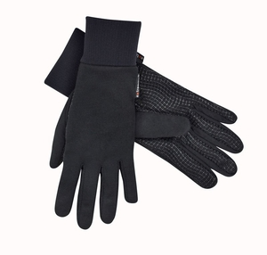Image of Extremities Sticky Power Liner Glove - Black