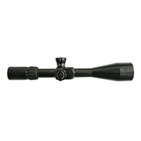 Falcon Optics 5.5-25x56 FFP Menace (Metric) Rifle Scope