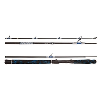 Fin-Nor 4 Piece Lethal Valhall 2.0 II Traveller Light Rod - 7ft 2in - 30-80g