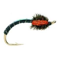 Fulling Mill Buzzer Black Blakestons Fly
