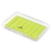 Fulling Mill Clear Silicone Fly Box - Small