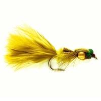Fulling Mill Marabou Gold Damsel Fly