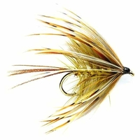 Fulling Mill Mayfly French Partridge Fly