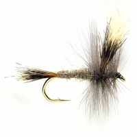 Fulling Mill Mayfly Grey Wulff Fly