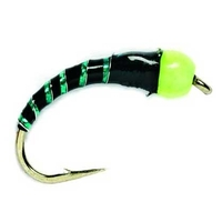 Fulling Mill Nugget Buzzer Olive Fly