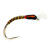 Fulling Mill SH Quill Buzzer Olive Fly