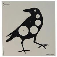 Flip Target Paper Targets - Crow - 50pk