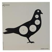 Flip Target Paper Targets - Pigeon - 50pk