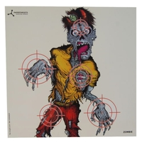 Flip Target Paper Targets - Zombie - 50pk