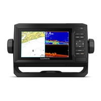 Garmin Echomap Plus 65cv Excluding Transducer - Preloaded UK/Ireland G2 Maps