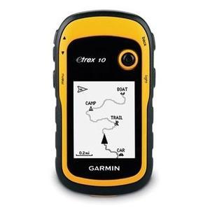 Image of Garmin eTrex 10 GPS Unit