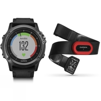 Garmin fenix 3 GPS Watch - Performance Bundle