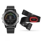 Garmin fenix 3 Sapphire GPS Watch - Performance Bundle