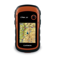 Garmin eTrex 20x GPS with Birdseye Select Voucher
