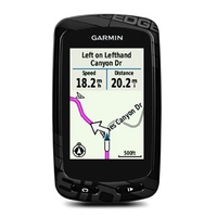 Garmin GPS Edge 810 Performance & Navigation Bundle