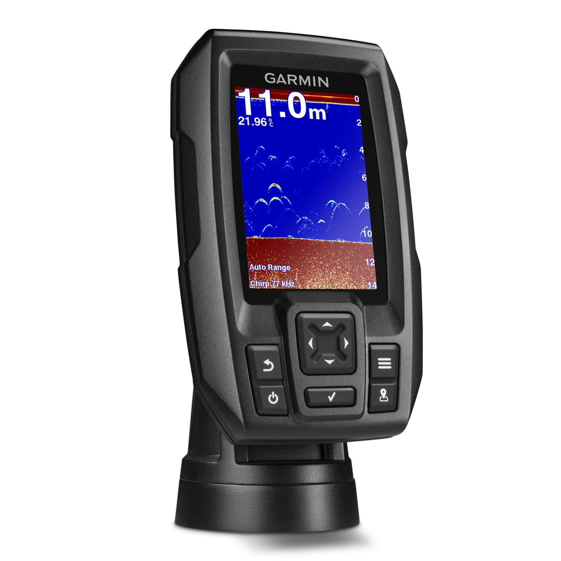 Garmin striker 4dv fishfinder for Utah fish finder