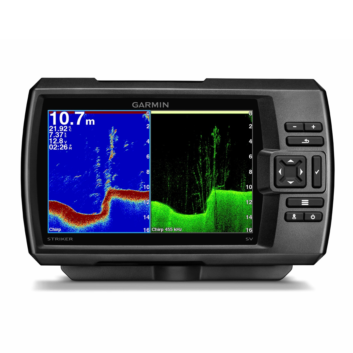 Garmin striker 7dv fishfinder for Utah fish finder