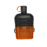Gerber Bear Grylls Canteen Water Bottle/Cooking Cup