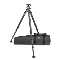 Gitzo Series 3 Systematic Tripod Kit With Ball Head And Tripod Bag