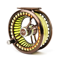 Guideline Fario LW 46 Fly Reel - Right Hand Wind