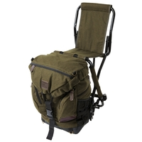 Harkila Abisko Rucksack Chair - Melton Wool