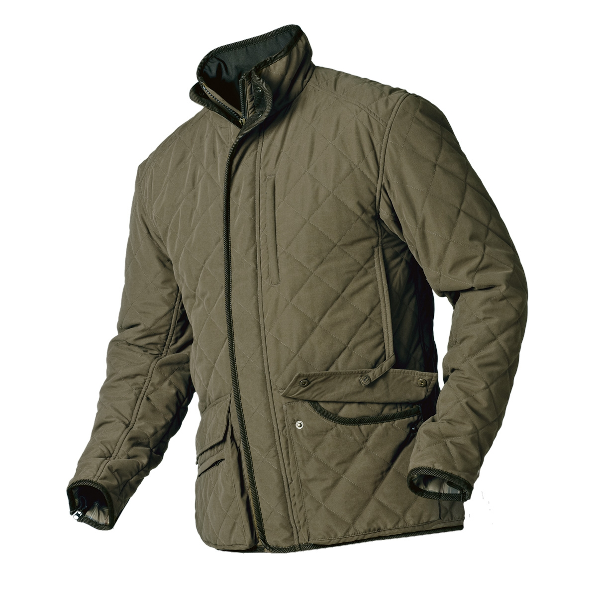 Harkila Altnahara Quilted Jacket - Willow Green | Uttings.co.uk : quilted jacket green - Adamdwight.com