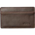 Harkila Credit Card Sleeve - Waxed Leather