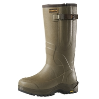 Harkila Forester Lady16 Inch Zip 3mm H-Vent Wellington Boots (Women's)
